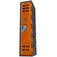 Orange Locker d series