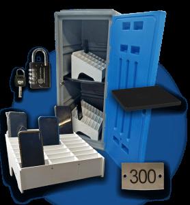 phone lock-up kit narrow