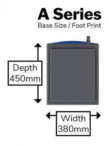 A Series - Foot Print