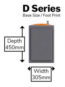D-Series-Foot-Print