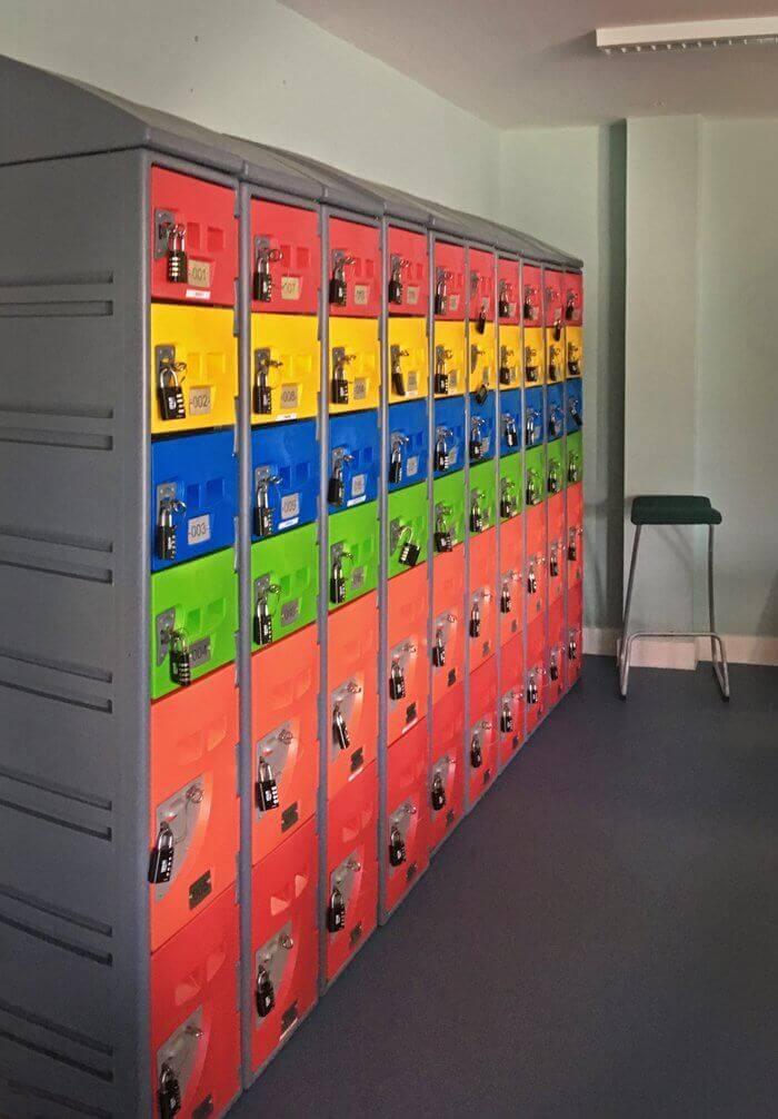 Industrial Lockers UK