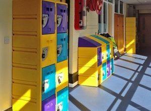 School Locker