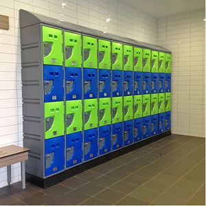 Secondary School lockers